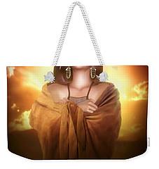 Earth Mother Weekender Tote Bag