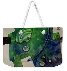 Earth Over Sky Weekender Tote Bag