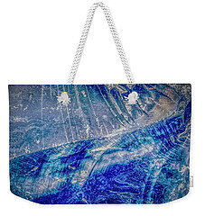 Weekender Tote Bag featuring the photograph Earth Portrait 001-102 by David Waldrop