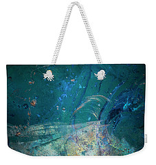 Weekender Tote Bag featuring the photograph Earth Portrait 001-88 by David Waldrop