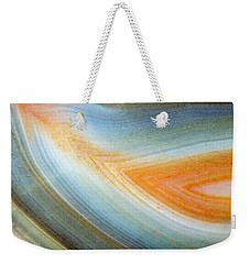 Earth Portrait 092 Weekender Tote Bag
