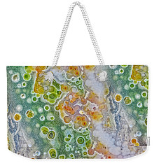 Earth Portrait 277 Weekender Tote Bag