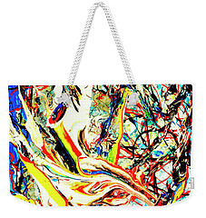 Earth Quaked Weekender Tote Bag