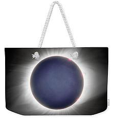 Earth-shine Weekender Tote Bag