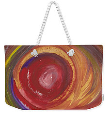 Earth Storm  Weekender Tote Bag