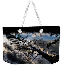 Earth To Water Weekender Tote Bag by Alana Thrower