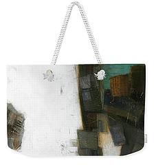 Earth Pattern Weekender Tote Bag by Behzad Sohrabi