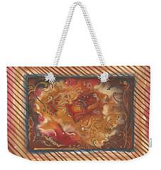 Eartheart Weekender Tote Bag