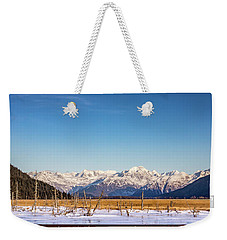 Earthquake Remains Weekender Tote Bag