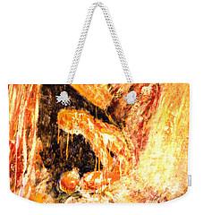 Earthy Goddess Weekender Tote Bag