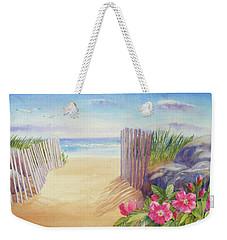 East Beach II Weekender Tote Bag