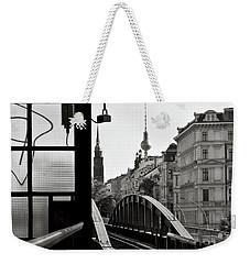 East Berlin Sound  Weekender Tote Bag