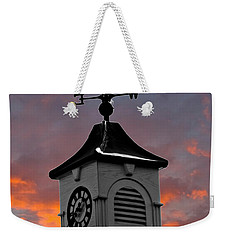 East By South Weekender Tote Bag