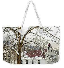 East Chapel Church Weekender Tote Bag