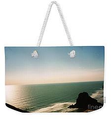 East Coastline In New Zealand Weekender Tote Bag