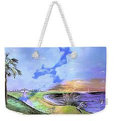 East Cooper Weekender Tote Bag