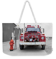 East Glacier No 4 Weekender Tote Bag
