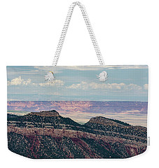 Weekender Tote Bag featuring the photograph East Kaibab Monocline by Gaelyn Olmsted