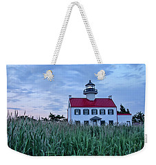 East Point At Twilight Weekender Tote Bag