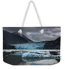 East Sawyer Glacier Weekender Tote Bag