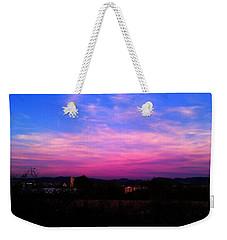 East Side Of A Sunset I Weekender Tote Bag