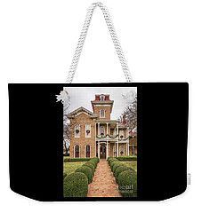 East Terrace House Weekender Tote Bag