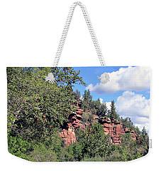 East Verde Summer Crossing Weekender Tote Bag
