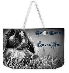 Easter Card Weekender Tote Bag