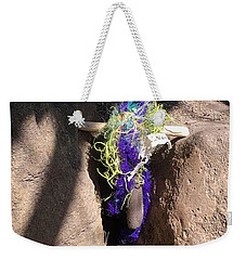 Easter Cross Weekender Tote Bag