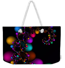 Easter Dna Galaxy 111 Weekender Tote Bag