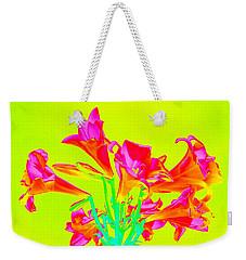 Easter Lilies Weekender Tote Bag