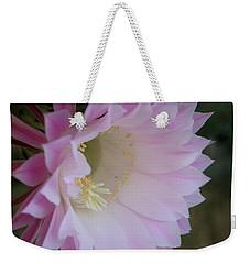 Easter Lily Cactus East Weekender Tote Bag