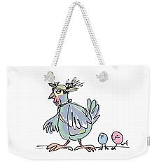 Easter Parade 2 Weekender Tote Bag