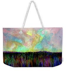 Easter Daybreak Weekender Tote Bag