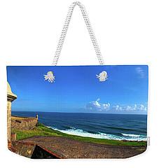 Eastern Caribbean Weekender Tote Bag