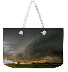 Eastern Nebraska Moderate Risk Chase Day Part 2 004 Weekender Tote Bag