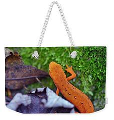 Eastern Newt Weekender Tote Bag