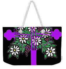 Eastern Ornate 1 Weekender Tote Bag