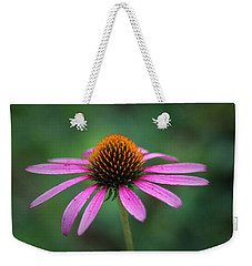 Weekender Tote Bag featuring the photograph Eastern Purple Coneflower by Ben Shields