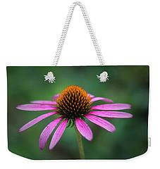 Eastern Purple Coneflower Weekender Tote Bag