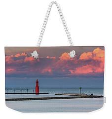 Eastern Sky At Sunset Weekender Tote Bag