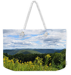 Eastern Summit 1 Weekender Tote Bag