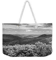 Weekender Tote Bag featuring the photograph Eastern Summit Florida, Ma by Betty Denise