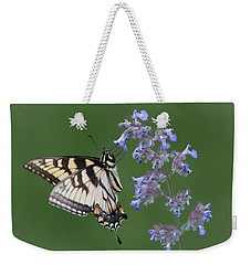 Eastern Tiger Swallowtail Profile Weekender Tote Bag