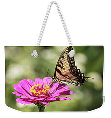 Eastern Tiger Swallowtail 2016-1 Weekender Tote Bag