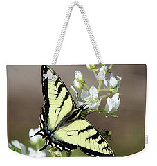 Eastern Tiger Swallowtail Female Weekender Tote Bag
