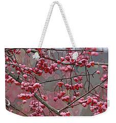 Eastern Wahoo Weekender Tote Bag