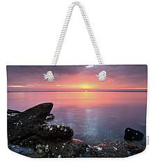Eastpoint Sunset Weekender Tote Bag