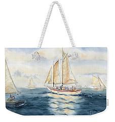 Eastwind Weekender Tote Bag