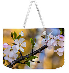 Easy Elegance Weekender Tote Bag by John Harding